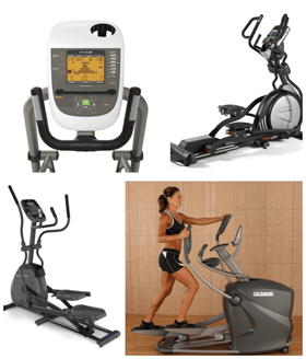 elliptical reviews collage