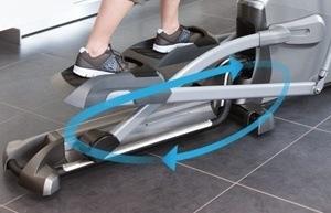 elliptical motion